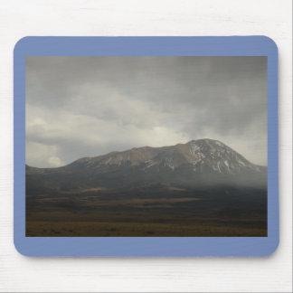 Rain In the Mountains Mousepad