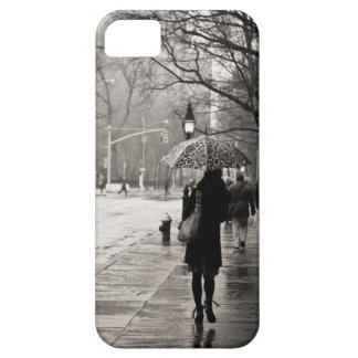 Rain - New York City Case For The iPhone 5