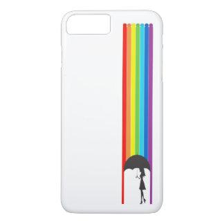 Rain of tinta iPhone 8 plus/7 plus case
