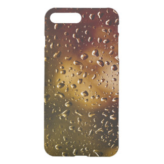 Rain on Glass iPhone7 Plus Clear Case