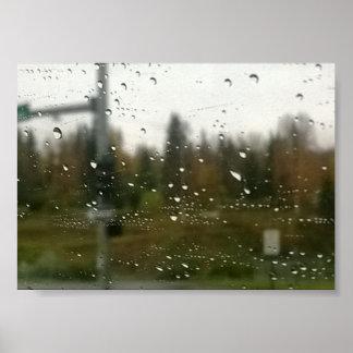 Rain Photography Print