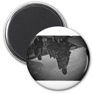 Rain Puddle Magnet