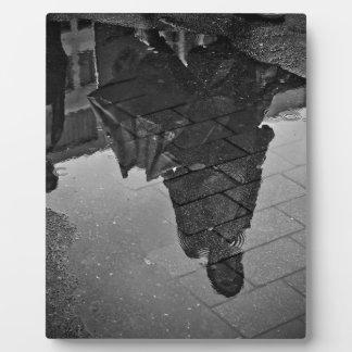 Rain Puddle Plaque