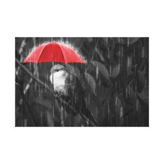 Rain, Rain, Go Away! Canvas
