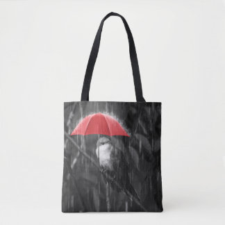 Rain, Rain, Go Away! Tote bag