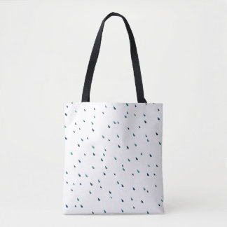 Rain Shower Tote Bag