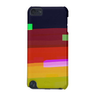 Rainbow Abstract Art iPod Touch (5th Generation) Cover
