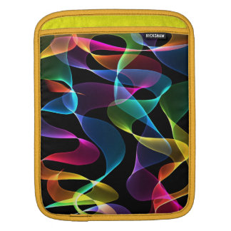 Rainbow Abstract color sleeve