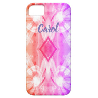 """""""Rainbow"""" Abstract iPhone 5 Case"""