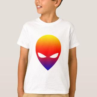 Rainbow Alien T-Shirt