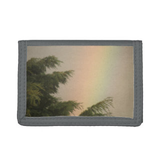 Rainbow and Trees Wallet