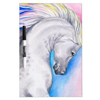 Rainbow Arabian Dry-Erase Board