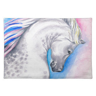 Rainbow Arabian Placemat