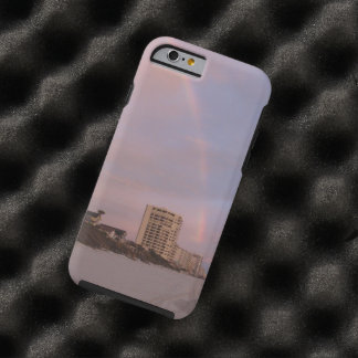 Rainbow at Daytona Beach Florida Tough iPhone 6 Case
