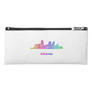 Rainbow Atlanta skyline Pencil Case