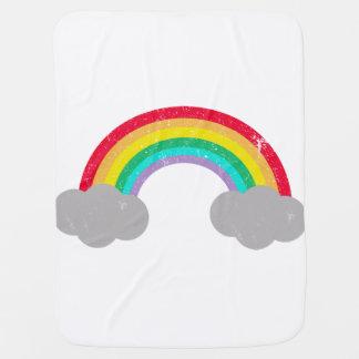 Rainbow Baby Baby Blanket