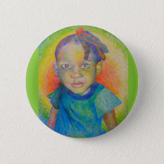 Rainbow Baby Button