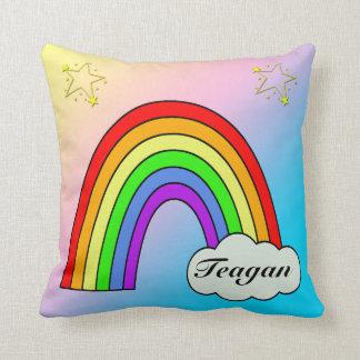 Rainbow Baby Keepsake Pillow