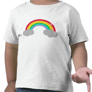 Rainbow Baby Tee Shirt