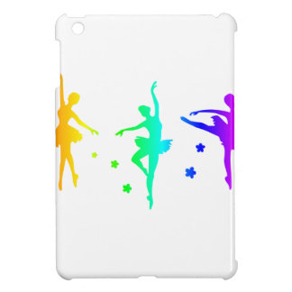 Rainbow Ballet Cover For The iPad Mini