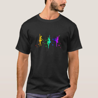 Rainbow Ballet T-Shirt