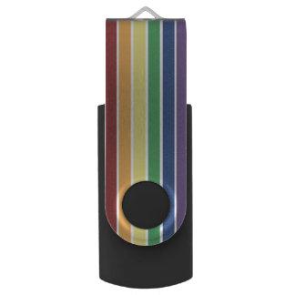 Rainbow Bar USB Flash USB Flash Drive