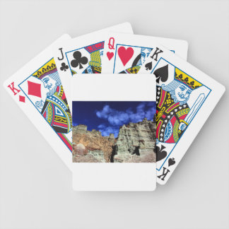 Rainbow Basin Bicycle Playing Cards