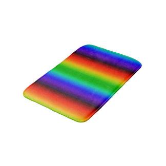 Rainbow Bathroom Mat
