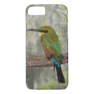 Rainbow bee-eater bird, Australia iPhone 7 Case