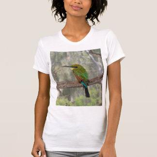 Rainbow bee-eater bird, Australia T-Shirt