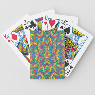 Rainbow Bicycle® Poker Playing Cards