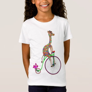 Rainbow Bicycling by The Happy Juul Company T-Shirt