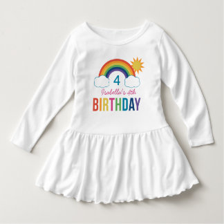 Rainbow Birthday Shirt | Custom T-Shirt Design