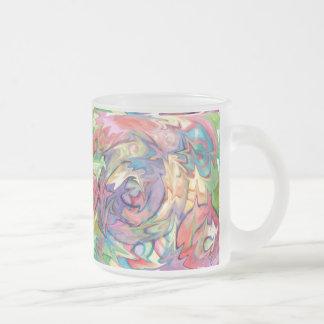 Rainbow Blender Frosted Mug