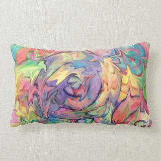 Rainbow Blender Pillow