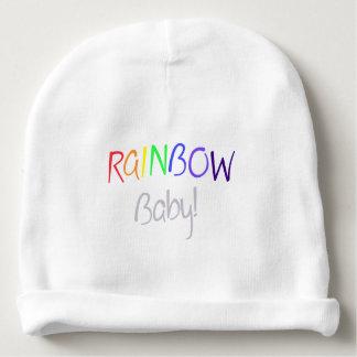 Rainbow Blessing Baby Beanie