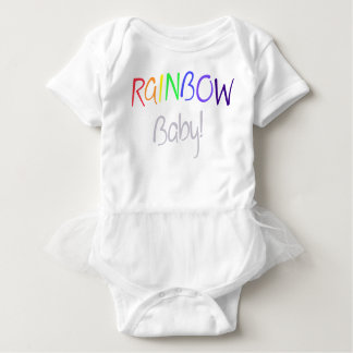 Rainbow Blessing Baby Bodysuit