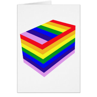 RAINBOW BOX PRIDE CARD