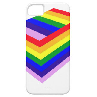 RAINBOW BOX PRIDE iPhone 5 COVER