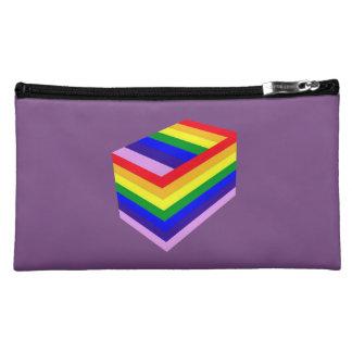 RAINBOW BOX PRIDE  Medium Cosmetic Bag