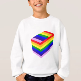 RAINBOW BOX PRIDE SWEATSHIRT