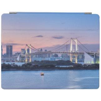 Rainbow Bridge at twilight iPad Cover