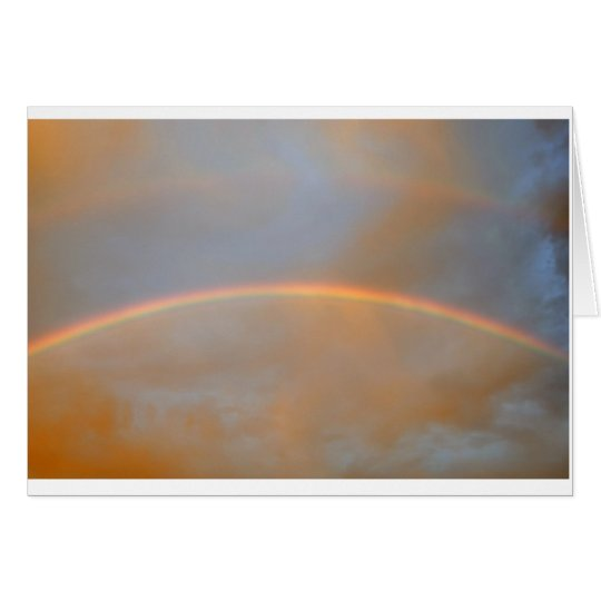 Rainbow Bridge Card