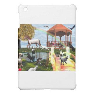 Rainbow Bridge iPad Mini Cases