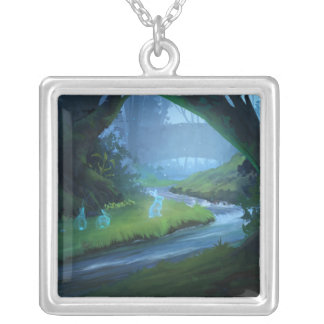 Rainbow Bridge Necklace