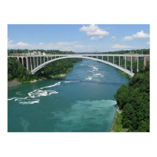 Rainbow Bridge, Niagara Falls Post Cards