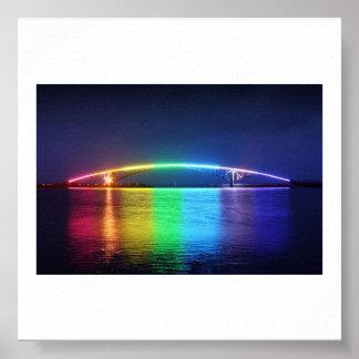 Rainbow Bridge Pic Posters