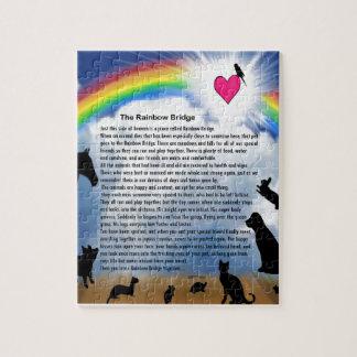 Rainbow Bridge Poem Jigsaw Puzzle