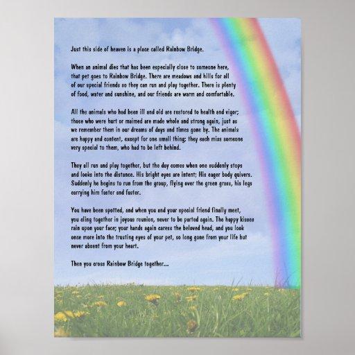 Rainbow Bridge Print