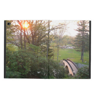 Rainbow Bridge Sunset at Grove City College Powis iPad Air 2 Case